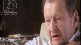 Lucian Freud - Interview