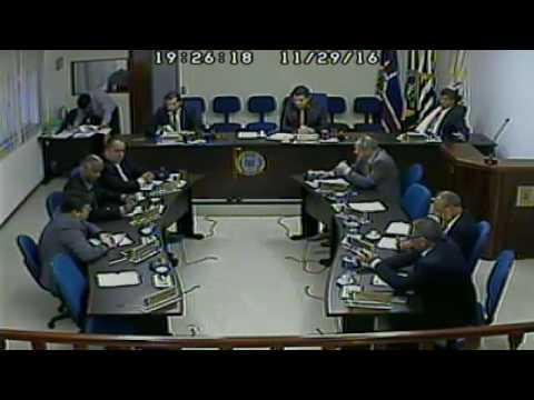 Câmara Municipal de Juquitiba -37ª Sessão Ordinária 2016 - 29 de novembro de 2016