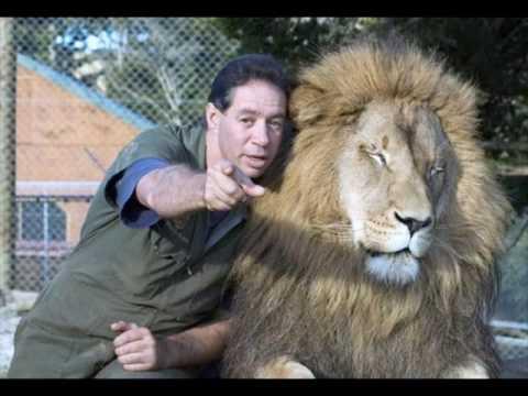 """Help """"The Lion Man"""" Craig Busch return to Zion Wildlife Gardens"""