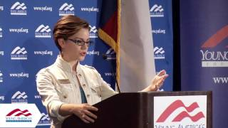 """Veronica Arnold Smither, """"Why Pro-Life is Pro-Woman"""""""