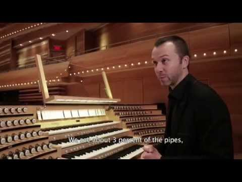 Secrets of the Grand Orgue Pierre-Béique