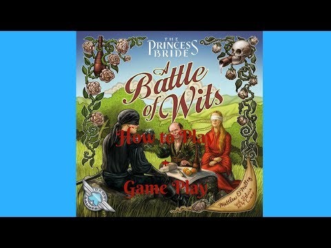 Battle Of Wits: How to Play + Game Play