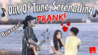 Out Of Tune Serenading Prank #TukomiValentinesDaySpecial