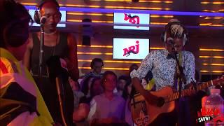 Emmy Liyana & Tamara sur la cover de Orelsan - Le RicoShow sur NRJ