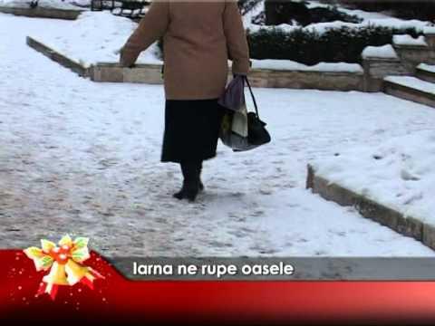Iarna ne rupe oasele