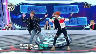 161107 BTS (방탄소년단) Star Show 360 (스타쇼360) JungKook & J-hope Dancing Song Red Velvet and I.O.I very