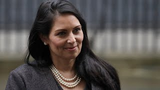 video: Priti Patel defends new immigration points system as she insists it's 'not the end of the Polish builder'
