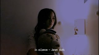 In Silence - Janet Suhh cover