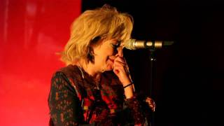 Julee Cruise- 'The World Spins'- Twin Peaks Festival 2010-London
