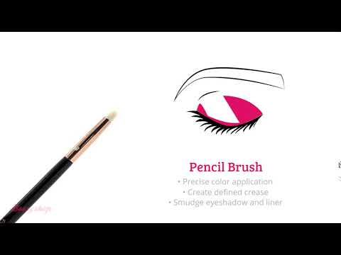 Boozyshop Boozyshop Ultimate Pro UP27 Pencil Brush