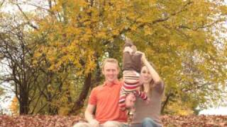 Allred Family Photos, Fall 09