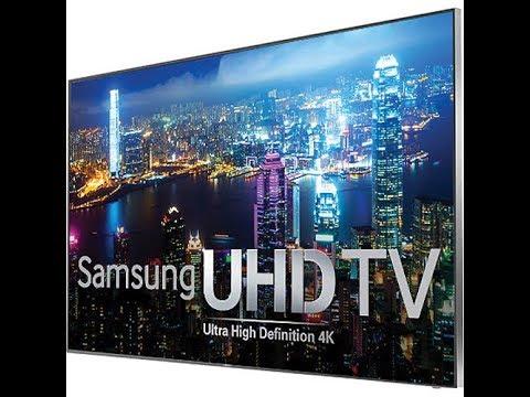 SAMSUNG TV UHD 4K Smart 49'' Serie 6 MU6100 RECENSIONE ITA