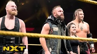 Eric Young unleashes SAnitY on NXT: WWE NXT, Oct. 12, 2016