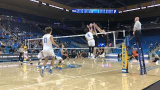 Princeton vs UCLA MVB Highlights (1/2/19)