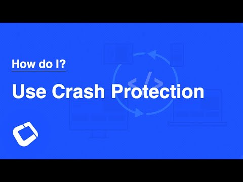 Use Crash protection? Get device logs?