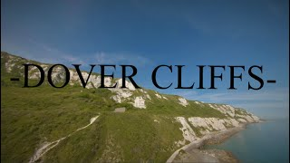 WHITE CLIFFS of DOVER in FPV | Cinematic Reelsteady Go