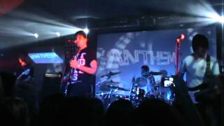 The Anthem - Draw You Over - Live @ Blackout a Roma 10/03/12