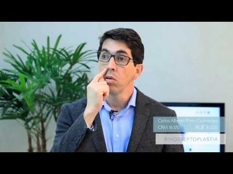 Cirurgia Plástica: Rinosseptoplastia - Vídeos | Clínica GrafGuimarães