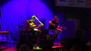 "Aaron Pritchett with Jordan Pritchett ""Dirt Road in 'Em"" [Acoustic]"