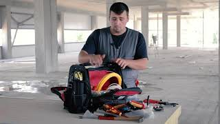 Electrician's bags С-06 and С-10