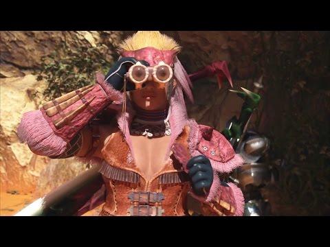 Monster Hunter 4 Ultimate – úvodní filmeček