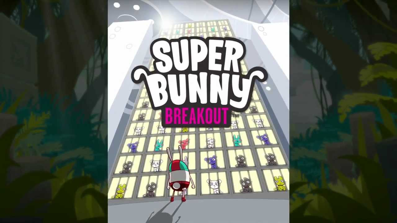 You Know What Atari Classic Breakout Was Missing? Bunnies