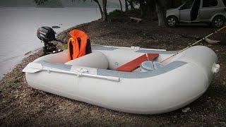 Руководство по эксплуатации надувных лодок комфорт