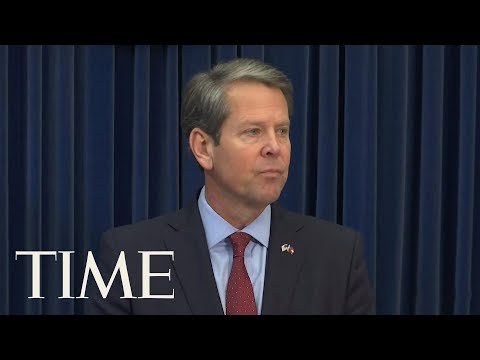 Brian Kemp Resigns As Secretary Of State After Claiming Victory In Georgia Governor's Race   TIME