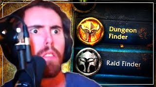 """Asmongold Tries Out Classic WoW: """"This is too hard"""" (Best of Asmongold Ep. 111)"""