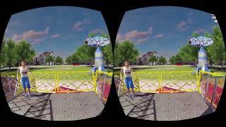 "VR Видео 360 градусов ""Качели"""