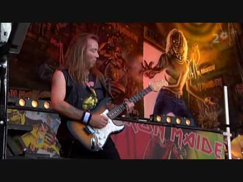 Iron Maiden - Prowler (Live At Ullevi, Sweden)