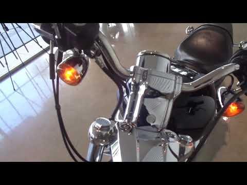 2011 Harley-Davidson Sportster® 1200 Custom in Chula Vista, California - Video 1