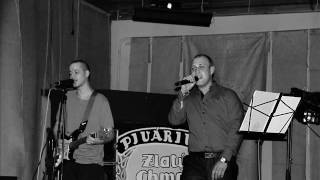 Čessny & KarbiQ - Stůj za mnou live