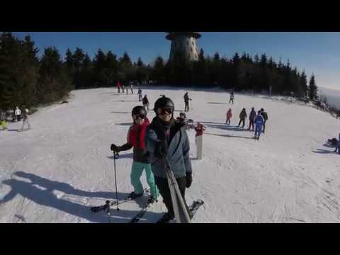 Ochsenkopf Ski GoPro Hero +  29.01.2017