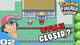 "Pokémon FireRed : ""Viridian City"" Ep02 wt Akan22 In Hindi"
