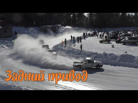 Гонки на льду 2019 К-Чепецк/задний привод
