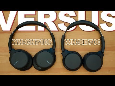 External Review Video C3WBaZpdxFs for Sony WH-CH710N Wireless Headphones w/ Noise Cancellation