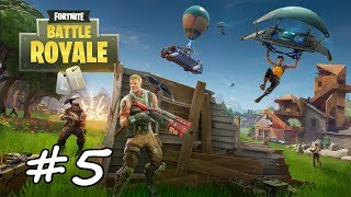 Fortnite #5 Squads With Airliftz