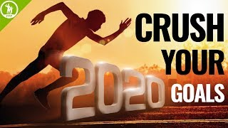 How To Crush Your 2020 Fitness Goals For The New Year (And NOT Fail)