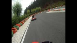 preview picture of video 'Karting Güeñes'
