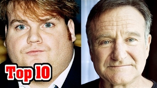 Top 10 Saddest Stand-up and Sketch Comedians