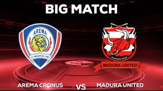 Arema Cronus Vs Madura United 2 September Hanya Di SCTV TSC 2016