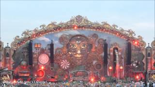 Avicii - I Could Be The One @ Tomorrowland 2014 July 25