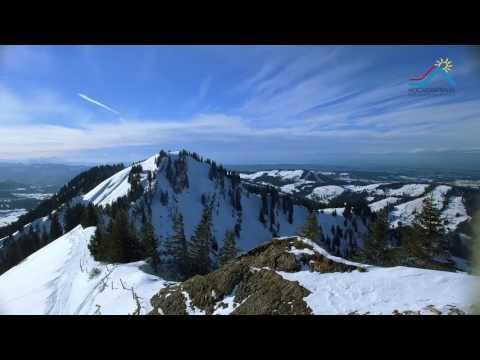 Hochgratbahn im Winter