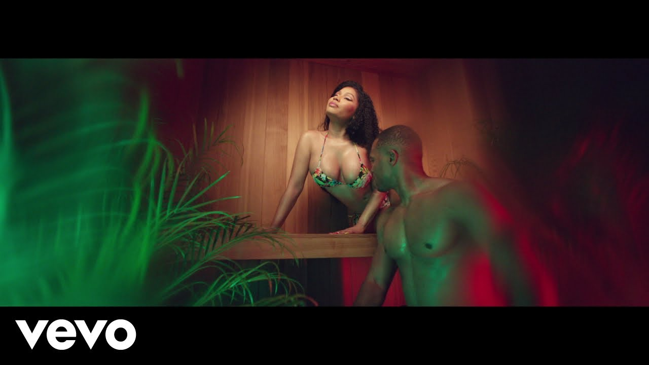 Nicki Minaj — Megatron
