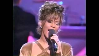 Whitney Houston LIVE Feat. The Georgia Mass Choir   I Love The LordJoy To The World