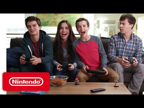 Super Smash Bros. - Gameplay & Quest for the amiibo!