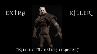 EXTRA KILLER Killing Monsters Armour