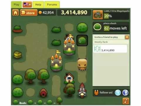 Triple Town トリプルタウン:Triple Castle×2(3.6million)