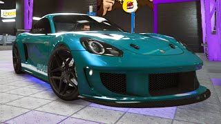Why do all the Porsches suck in GTA Online 😭
